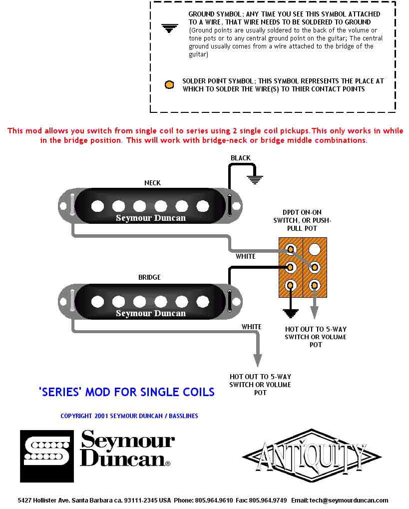 P90 Wiring Diagram 2 Singles 3 Way Switch Volumes Tones